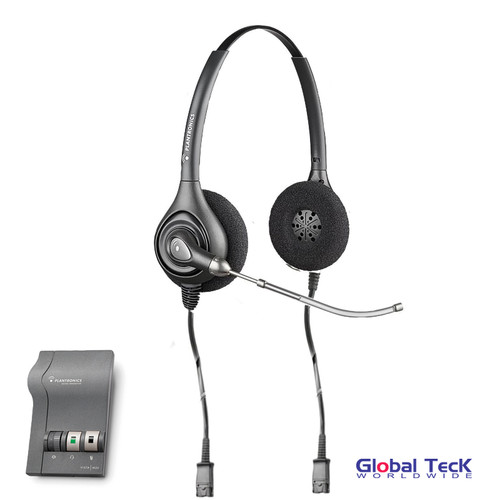 Plantronics DUO Headset SMH-1783-11 | ADA - JAWS applications