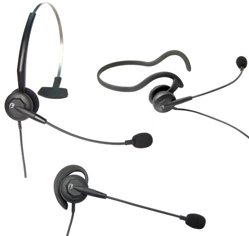 VXi Tria-G | 3-in-1 headband, earhook and neckband | 202795