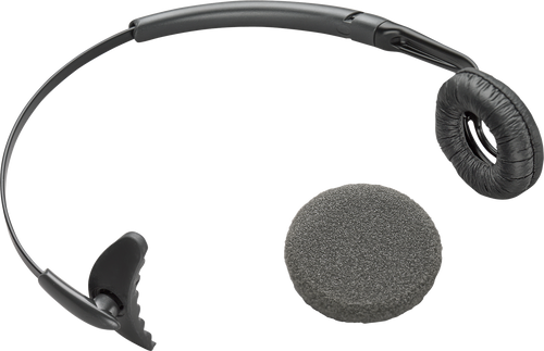 Plantronics  CS50 Replacement Headband Uniband version, over-the-head | 66735-01