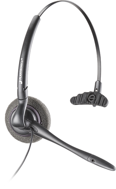 Plantronics H141n DUOSET headset | 45273-01