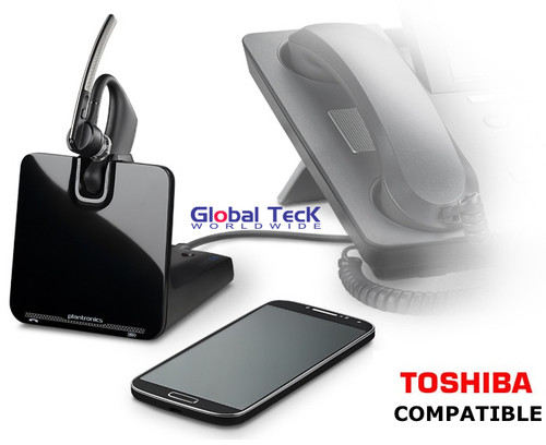Toshiba Compatible | Plantronics Voyager Legend CS- For the office | 88863-01