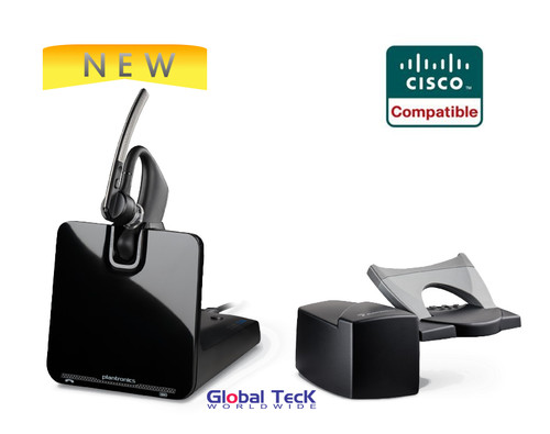 Cisco compatible Plantronics Voyager Legend CS (Bundle) | For the office | 88863-11
