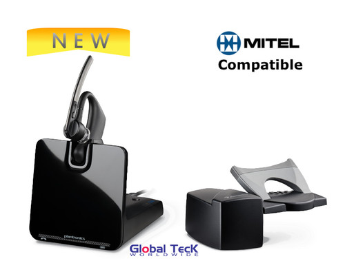 Mitel Compatible Plantronics Voyager Legend CS (Bundle) | For the office | 88863-11