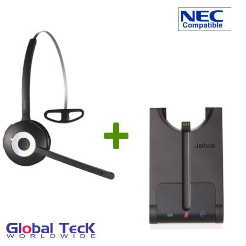 NEC Compatible Jabra PRO 920 Wireless Headset System, 920-65-508-105