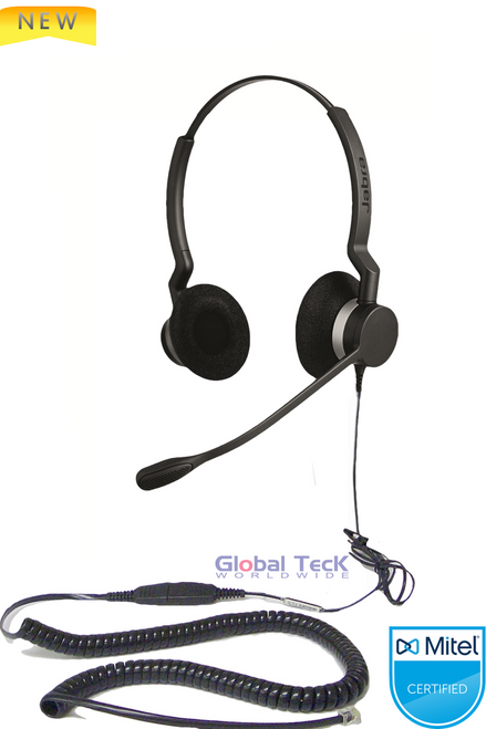 Jabra BIZ 2325 Direct Connect Headset for Mitel phones