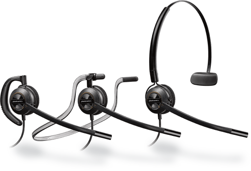 Plantronics HW540 Wired Headset
