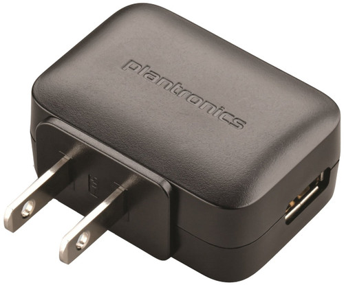 USB Wall Charger - Plantronics, BlueParrot (B250-XTS, B350-XT), Jabra Bluetooth Headsets