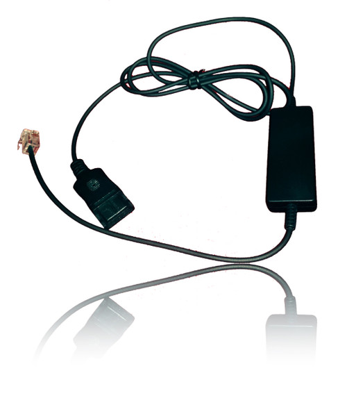 HIC-1 (Straight Cord) for Plantronics Headsets on Avaya Phones