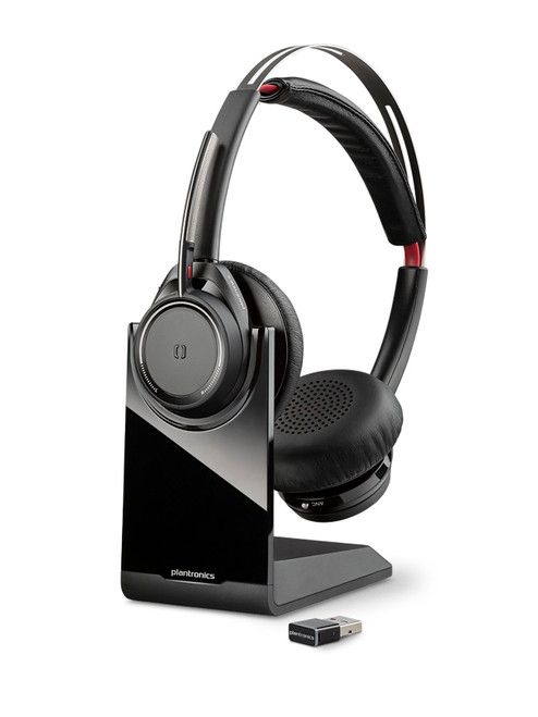Plantronics Voyager Focus 202652-01 | Certified for UC applications, softphones from Avaya, Cisco, Skype,  Smartphones, PC, MAC, Tablet