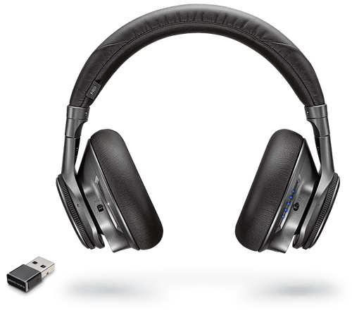 Plantronics Backbeat Wireless Headphone + Hi-Fi Usb Adapter