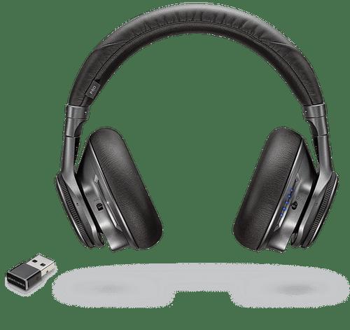 Plantronics Backbeat Wireless Headphone + Hi-Fi Usb Adapter