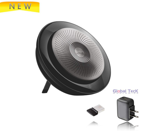 Jabra Speak 710 Speakerphone (Wireless) Bundle w/Wall Charger