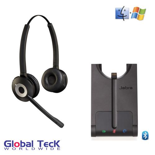 Jabra PRO Duo 935 Wireless Bluetooth Headset