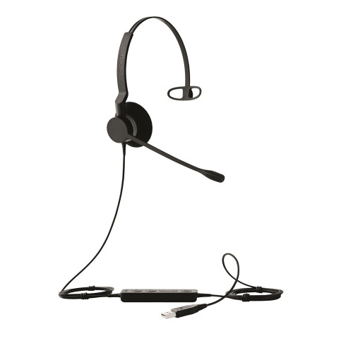 Jabra BIZ 2320 USB Corded Headset