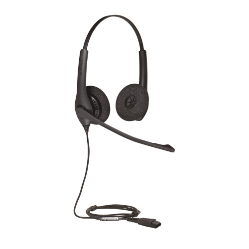 Jabra BIZ 1525 Duo Headset