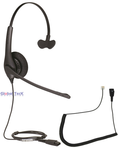 Cisco Compatible Jabra BIZ 1520 Mono Direct Connect Headset