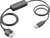 Plantronics Legend CS Bluetooth Headset Bundle   Avaya USB Phones: 1120e, 1140e, 1150e, 1165e, Polycom Compatible USB Phones: VVX250, VVX350, VVX450   Multi-Use Headset for Deskphone and Bluetooth Mobile Phone   88863-01-A72