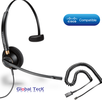 Cisco Compatible Plantronics Encorepro 510 Hw510 Direct Connect For 7940 7941g 7942g 7945g 7960 7961 7961g 7962g 7965g