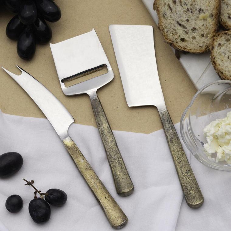 Sonar Cheese Knives 3 Pc. Set