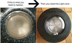 Large Light Lens Replacement (2002-2006) | Arctic Spas