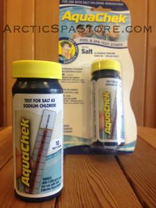 Onzen Salt Test Strips | Arctic Spas