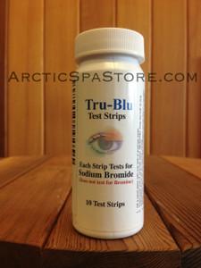 Genesis Tru-Blu Sodium Bromide Salt Test Strips | Arctic Spas