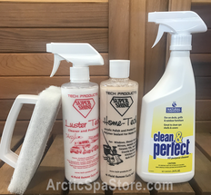 Spring Cleaning Kit w/o Stain | Arctic Spas