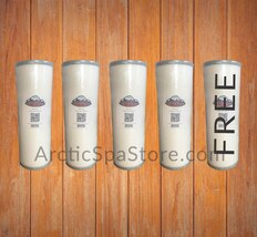 Buy 4, Get 1 FREE -Silver Sentinel Threaded Filter- Arctic Spas