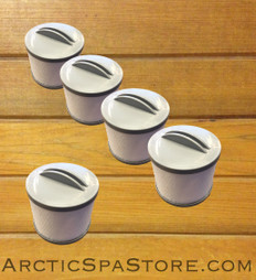 Buy 4, Get 1 Free -Silver Sentinel Stubby Filter- Arctic Spas