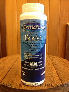 Arctic Pure Boost 1.5 lbs | Arctic Spas