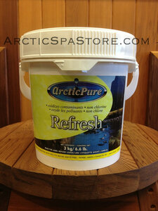 Arctic Pure Refresh 6.6 lbs | Arctic Spas