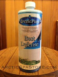 Arctic Pure Best Defense 1qt | Arctic Spas