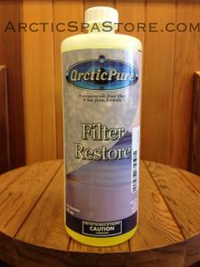 Arctic Pure Filter Restore 1 qt | Arctic Spas