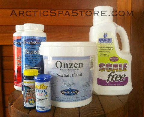 Onzen Salt Starter Kit | Arctic Spas