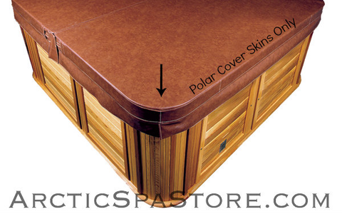 Polar Cover Skins | Arctic Spas