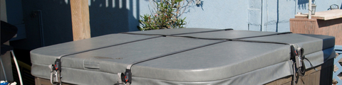 Heavy Duty, Wind Locking Strap | All Weather Pools | Arctic Spas