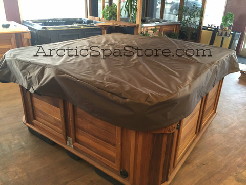 Cover Cap, All Weather Pool Size - Boat Cover Grade   Arctic Spas