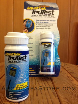 TruTest Meter Digital Test Strips | Arctic Spas