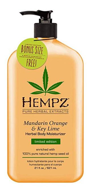 Hempz Mandarin Orange & Key Lime 21oz