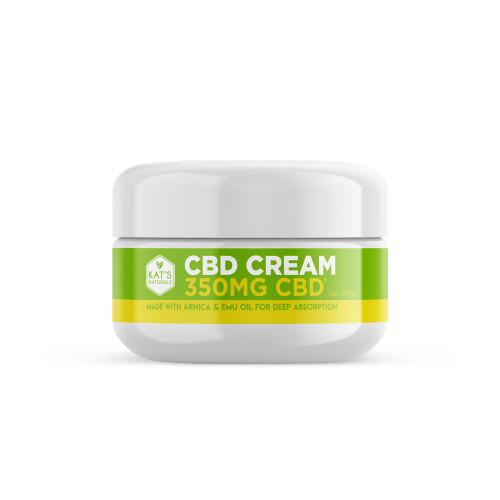 Kat's Naturals CBD Cream w/ Arnica 350mg-1oz