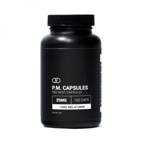Infinite CBD PM Rest Capsules - 25mg - 30ct