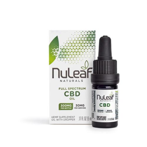 NuLeaf Full Spectrum CBD Oil 300mg