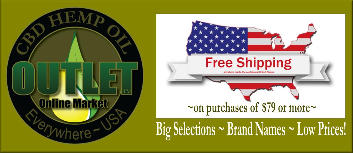 free shipping cbd