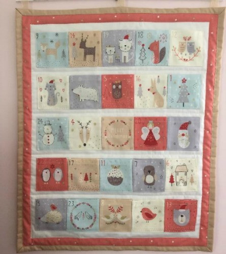 Make Your Own Christmas Advent Calender