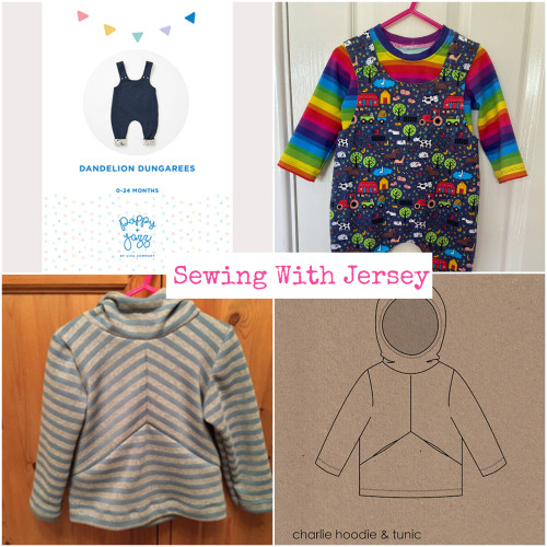 Sewing with Jersey - Patterns