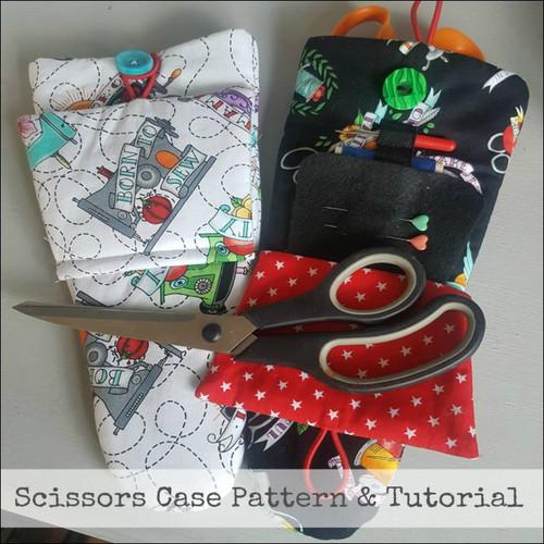 Scissor Case Tutorial & Video