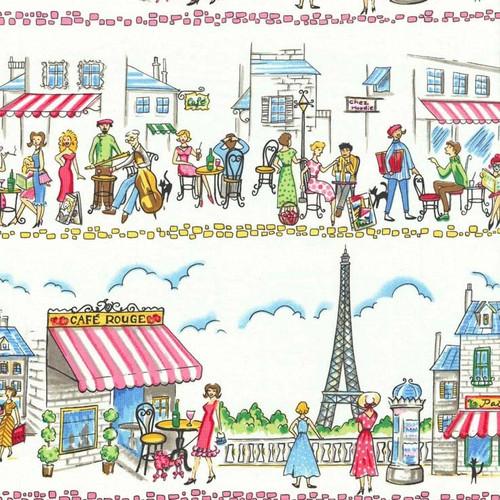 Michael Miller - Paris Ville - £14 p/m