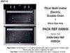 Double Multifunction Oven