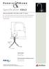 Perrin & Rowe Oberon - U Spout 4863 Kitchen Tap
