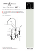 Perrin & Rowe Titan - C Spout 4871 Kitchen Tap
